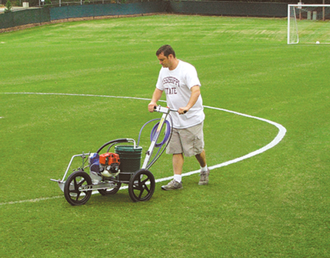 Action field line marking [1]